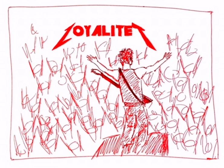 Metallica kundeloyalitet